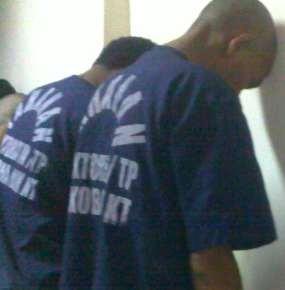 Edarkan Sabu, Mantan Pemain Sepakbola Liga Nasional Dicokok Polisi