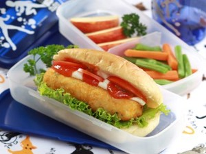 Resep Hotdog: Hotdog Ayam