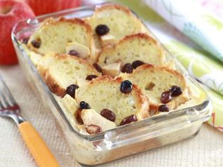 Resep Puding: Classic Bread Pudding
