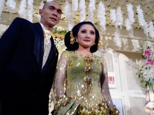 Kiki Amalia Menikah