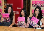 Kardashian Bersaudara Rilis Buku
