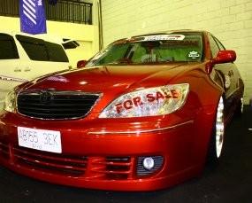 88 Koleksi Modifikasi Mobil Camry Merah Terbaru