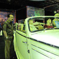 Fauzi Bowo Kenang Mobil Saat Kuliah