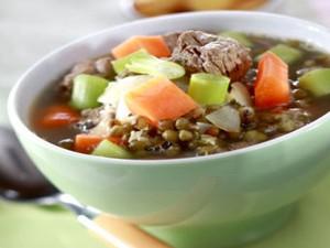Resep Sup: Sup Kacang Hijau