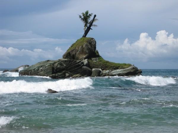 Pantai Permisan Pulau Nusakambangan