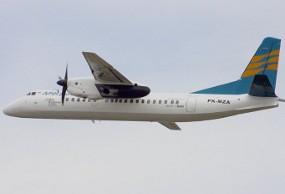 Pesawat Merpati Tergelincir Akibat Gagal Take Off di Kupang