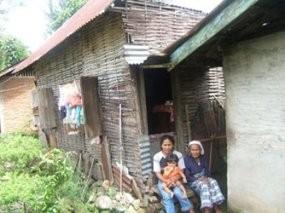 Rumah Super Murah Rp 5 10 Juta Paling Banter 3x5 Bangunan Dari Bambu