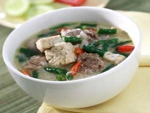 Resep Sayur: Sayur Lombok Ijo