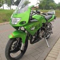 Ganti Knalpot Racing Ninja Rr Malah Ngempos