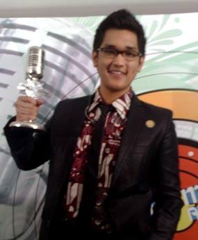 Kalahkan Marcell di Indosat Awards, Afgan Makin Semangat Berkarya