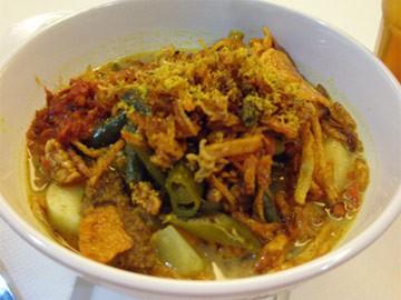 Resep Sayur Lontong Sayur Medan