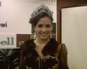 Lulur Pepaya, Resep Cantik Puteri Indonesia 2010