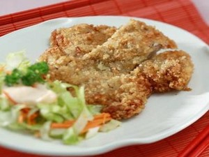 Resep Ayam: Japanese Fried Chicken Steak