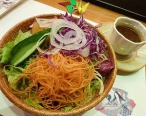 Resep Salad: Japanese Vegetable Salad