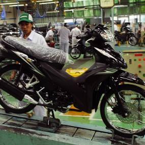 Pasang Kopling Manual Honda Revo