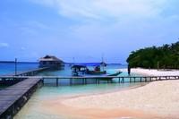 Dermaga Pulau Tengah