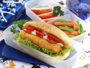 Resep Ayam: Hotdog Ayam
