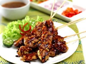 Resep Ayam: Satai Ayam Ponorogo