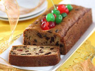 Resep Cake: Easy Fruit Cake