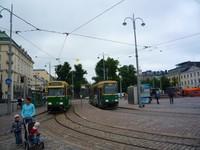 Tram di Helsinki