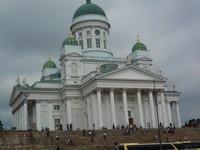 Lutheran Cathedral Ikon Kota Helsinki
