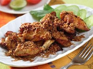 Resep Ayam Ayam Gepuk