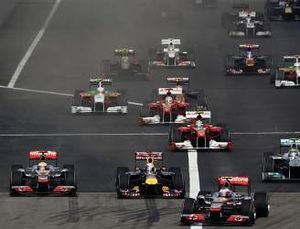 Nih, Jadwal F1 Musim 2012