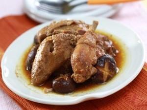 Resep Ayam: Ayam Masak Jamur