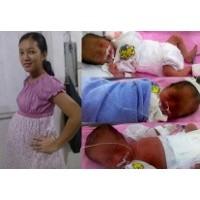 Bayi Kembar 3 Dalam Kandungan