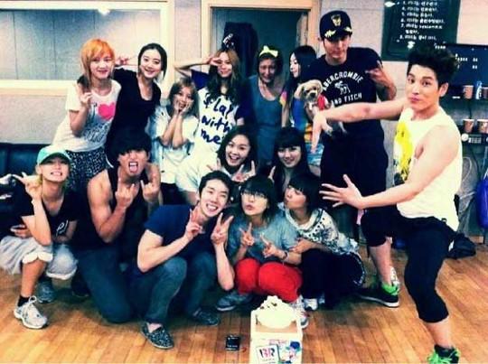 KPop on Twitter: Ultah Sunye Wonder Girls
