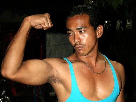 Gaya Macho Bang Jems