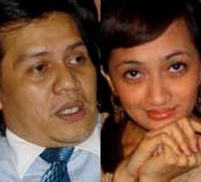 Nia Paramitha & Gusti Randa Rujuk Setelah Anak Tercecer