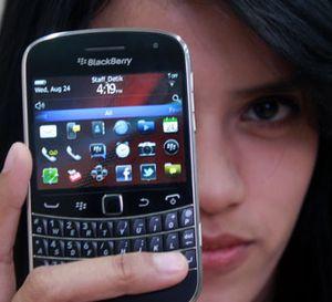 Dakota, Wujud Sempurna Ponsel BlackBerry
