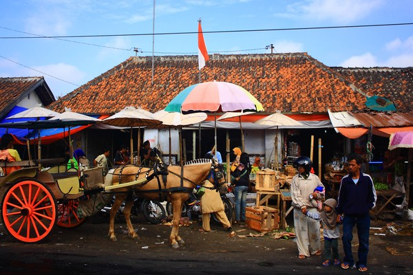 Pasar Parakan, Temanggung