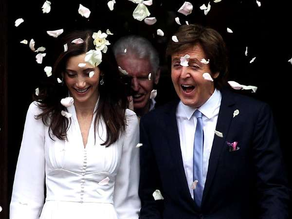 Sir Paul McCartney Menikah Lagi