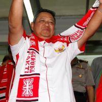 Panpel Belum Tahu Apakah SBY Akan Nonton di GBK