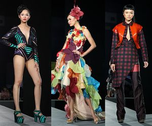 3 Desainer Buka IPMI Trend Show 2012