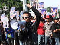 Aksi Tolak Gita Wirjawan