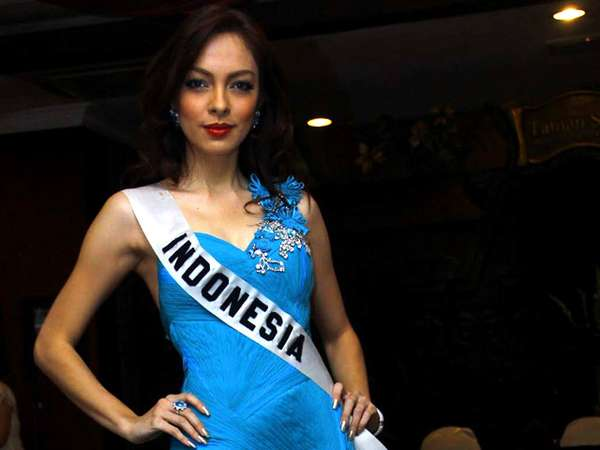 Reisa Kartikasari Goes to Miss Internasional
