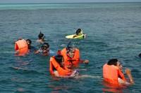 Tengah laut