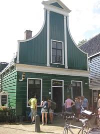 Rumah tradisional yang juga Museum Alberthijn