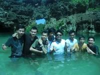 The hidden paradise Pulau Sempu