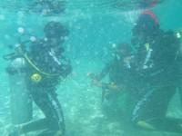 Belajar tenggelam
