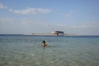 Snorkeling at Gili Kondo
