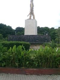 Patung Mayor Bismo