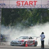 Saito Kuasai Tahap Kualifikasi Formula Drift Indonesia 2011