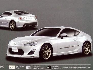 Toyota Ft 86 >> Spesifikasi Mobil Sport Toyota Ft 86 Bocor