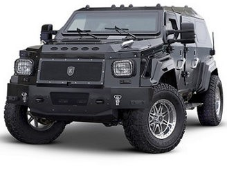 Indonesia Produksi \Hummer\ di Pindad