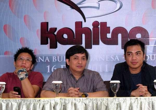 Cerita Cinta 25 Tahun Kahitna Digelar di Bandung