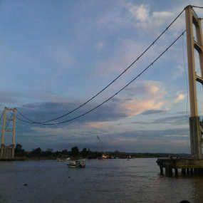 Cemaskan Jembatan Ampera Jembatan Musi Iii Harus Segera Dibangun